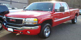 2003 GMC Sierra 2500 HD