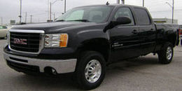 2013 GMC Sierra 2500 HD