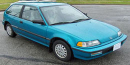 1990 Honda Civic Si