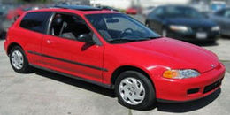 1995 Honda Civic Si