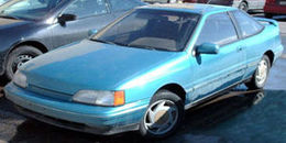 1991 Hyundai Scoupe