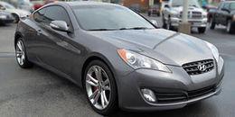 2011 Hyundai Genesis Coupe 3.8