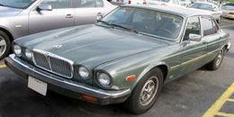 1992 Jaguar Vanden Plas