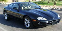 1997 Jaguar XK8