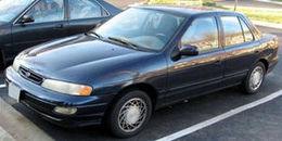 1996 Kia Sephia