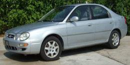 2001 Kia Spectra