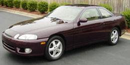 2000 Lexus SC400