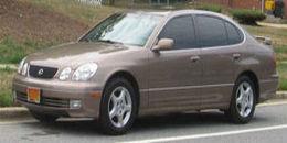 1999 Lexus GS400