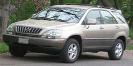 2003 lexus rx300 reviews and owner comments. Black Bedroom Furniture Sets. Home Design Ideas