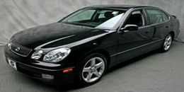 2004 Lexus GS430
