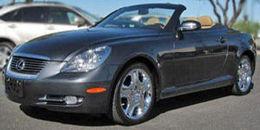 2007 Lexus SC430
