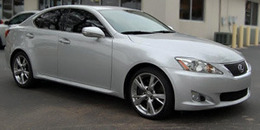 2009 Lexus IS350