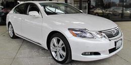 2010 Lexus GS450h