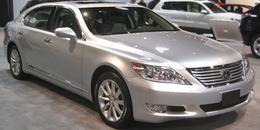 2011 Lexus LS600h
