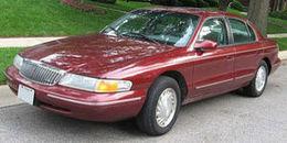 1996 Lincoln Continental
