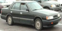 1991 Mazda 929