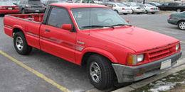 1991 Mazda B2200