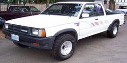1991 Mazda B2600
