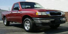 1998 Mazda B2500