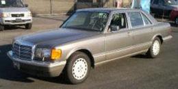 1991 Mercedes-Benz 300SEL