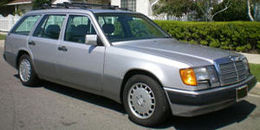 1991 Mercedes-Benz 300TE 4MATIC
