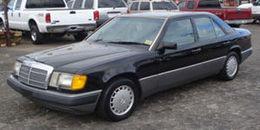 1990 Mercedes-Benz 300D