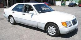1992 Mercedes-Benz 300SE