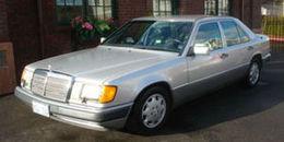 1993 Mercedes-Benz 400E