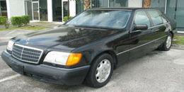 1993 Mercedes-Benz 600SEL
