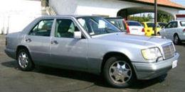 1995 Mercedes-Benz E420