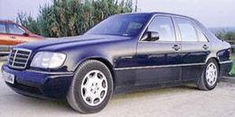 1995 Mercedes-Benz S350