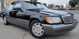1996 Mercedes-Benz S600