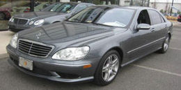 2005 Mercedes-Benz S500 4MATIC