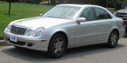 2001 Mercedes-Benz E320 4MATIC
