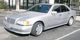 1997 Mercedes-Benz C36 AMG