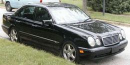 1996 Mercedes-Benz E300