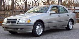 2000 Mercedes-Benz C230