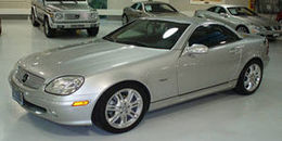2004 Mercedes-Benz SLK230