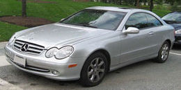 2004 Mercedes-Benz CLK320