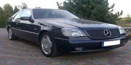 1999 Mercedes-Benz CL500