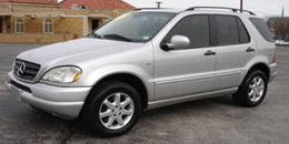 1999 Mercedes-Benz ML430