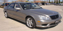 2005 Mercedes-Benz S430 4MATIC