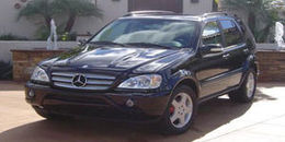 2001 Mercedes-Benz ML55 AMG