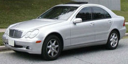 2004 Mercedes-Benz C240 4MATIC