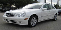 2005 Mercedes-Benz C320 4MATIC