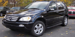 2004 Mercedes-Benz ML350