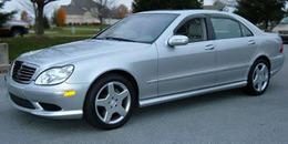 2004 Mercedes-Benz S600