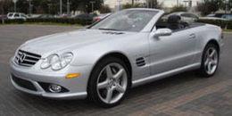 2008 Mercedes-Benz SL55 AMG