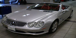 2009 Mercedes-Benz SL600