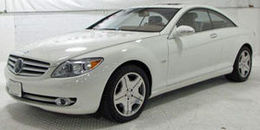 2010 Mercedes-Benz CL600